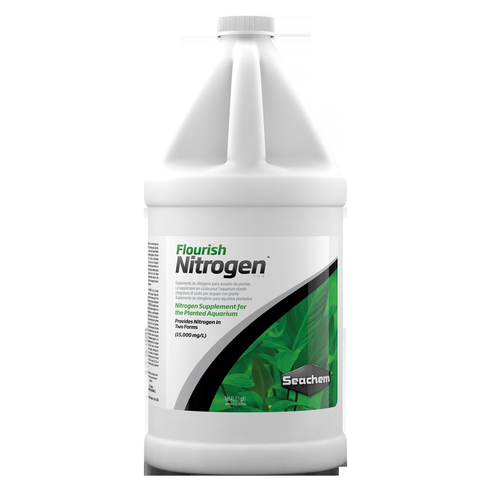 محلول فلوریش نیتروژن سیچم