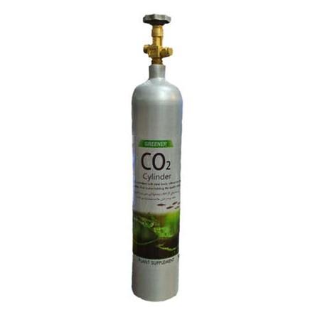 کپسول گاز دی اکسید کربن گرینر